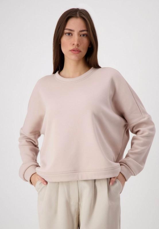 Lockeres Sweater mit überschnittenen Schultern von LOUIS and MIA