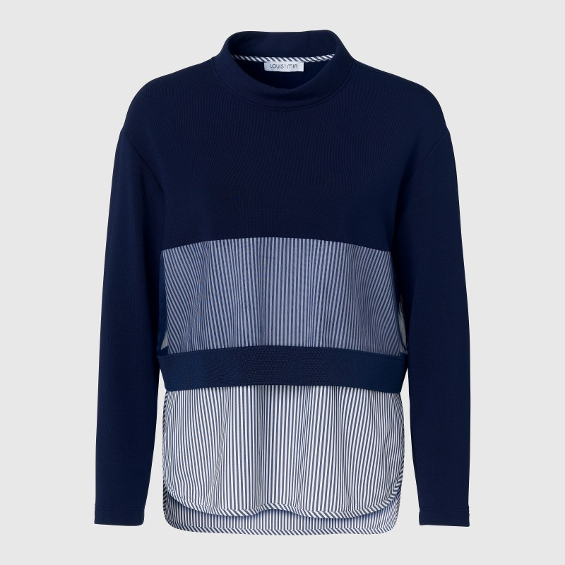 Two-in-One Sweater